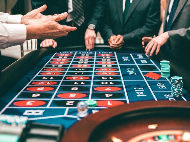part in gambling