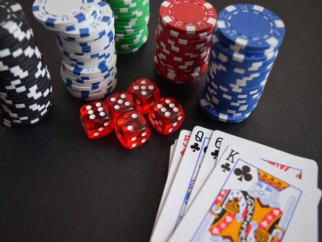 gambling different